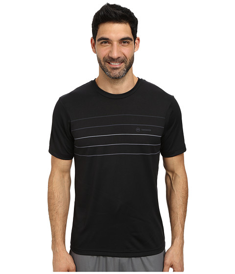 TravisMathew - Chiller Top (Black) Men's Clothing
