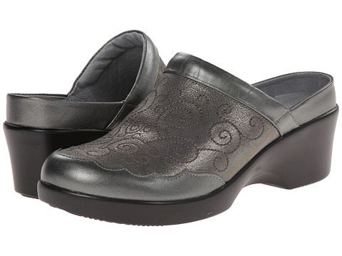 Alegria - Isabelle (Pewter Easy) Women's Clog Shoes