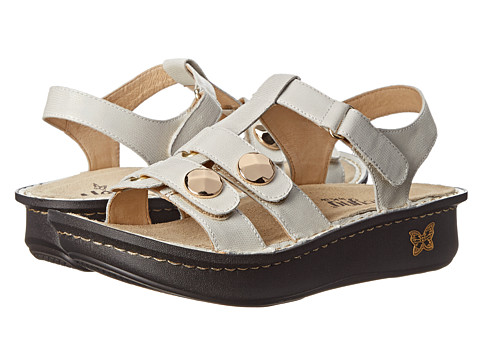 Alegria - Kleo (Ivory Sheen) Women's Sandals