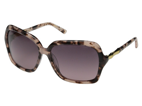 Lilly Pulitzer - Kelsie (Milky Pink Tortoise) Fashion Sunglasses