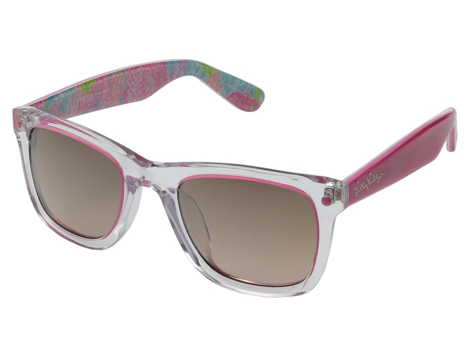 Lilly Pulitzer - Gabby (Lets Cha Cha) Fashion Sunglasses