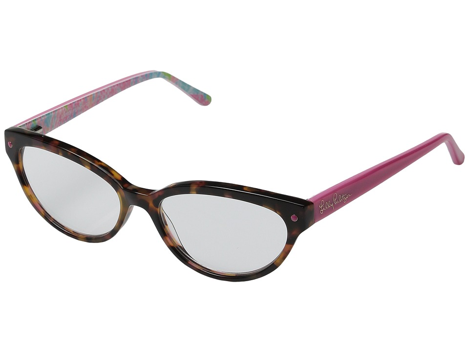 Lilly Pulitzer - Sandpiper (Lets Cha Cha) Reading Glasses Sunglasses