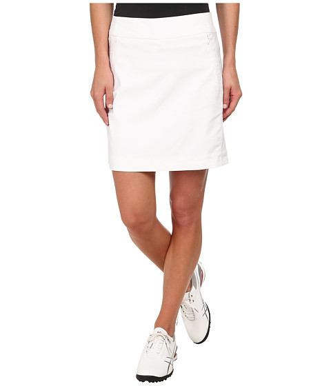 Zero Restriction - Ladies Hope Tech Skort (White) Women