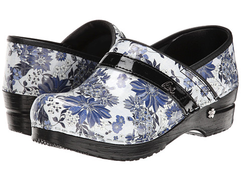 Sanita - KOI Lucille (Blue) Women's Clog Shoes