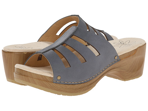 Sanita - Dasha (Blue) Women's Clog/Mule Shoes