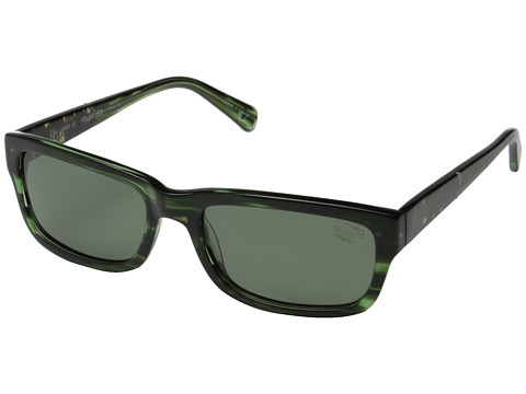 Original Penguin - The Sammy (Green) Fashion Sunglasses