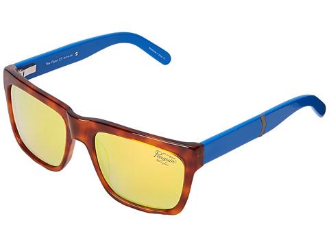 Original Penguin - The Flynn (Caramel Tortoise) Fashion Sunglasses