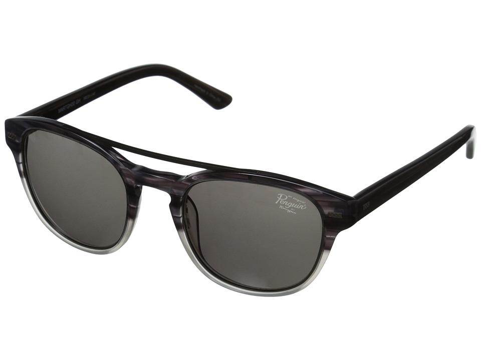 Original Penguin - The Martin (Charcoal) Fashion Sunglasses