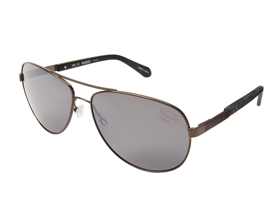 Original Penguin - The Davis (Silver Flash) Fashion Sunglasses