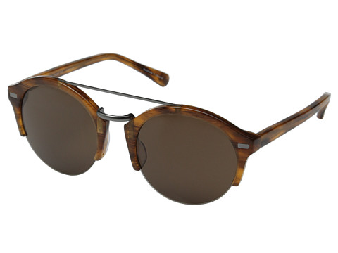 Original Penguin - The Oscar (Feathered Caramel) Fashion Sunglasses
