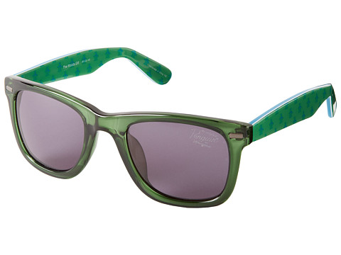 Original Penguin - The Woods (Crystal Green) Fashion Sunglasses