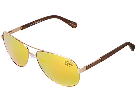 Original Penguin - The Davis (Brown) Fashion Sunglasses