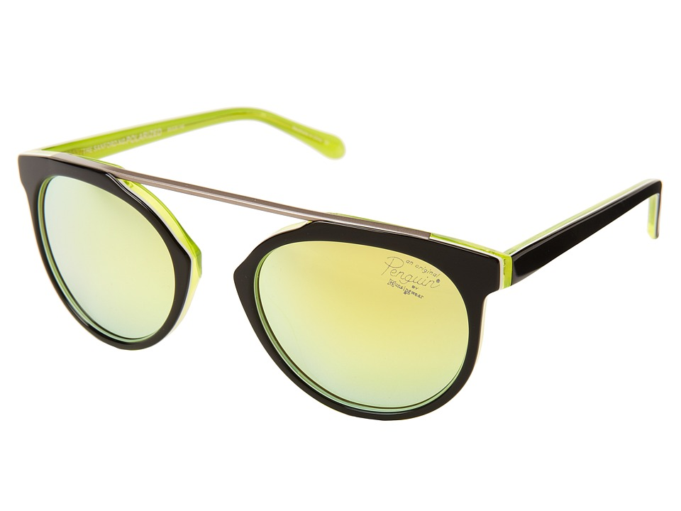 Original Penguin - The Sanford (Neon Green) Fashion Sunglasses