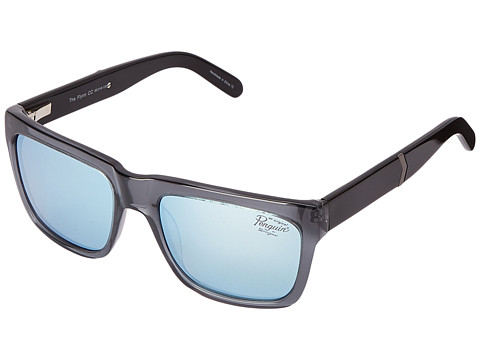 Original Penguin - The Flynn (Charcoal/Black) Fashion Sunglasses