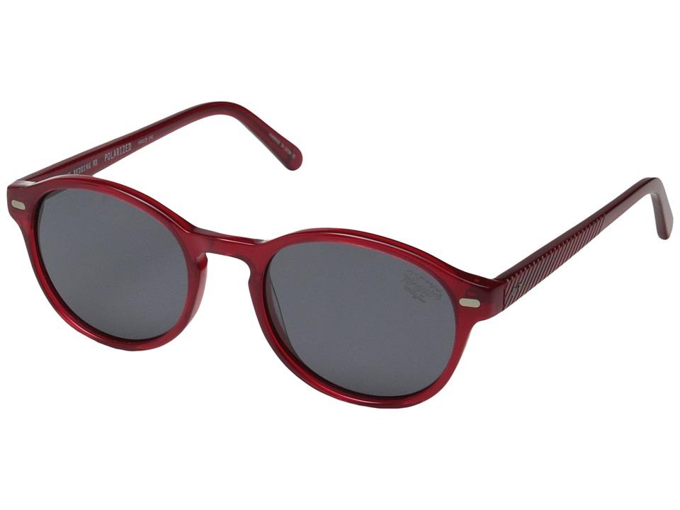 Original Penguin - The Redding (Red) Fashion Sunglasses