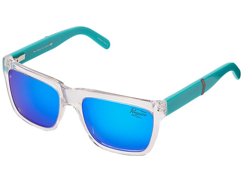 Original Penguin - The Flynn (Crystal/Turquoise) Fashion Sunglasses