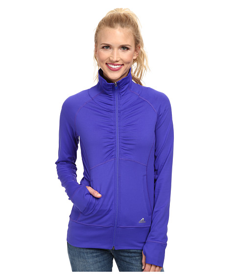 adidas Outdoor - Ultimate Jacket (Night Flash) Women's Workout