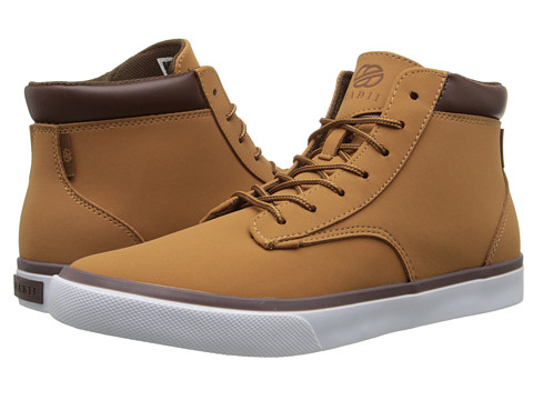 radii Footwear - Basic (Tan Chocolate Nubuck) Men's Shoes