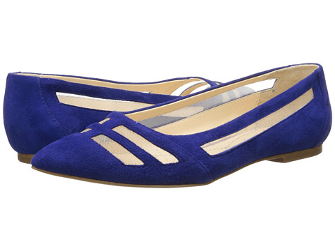 Isola - Cerise (Ink Blue Chrome Free Suede/Mesh) Women