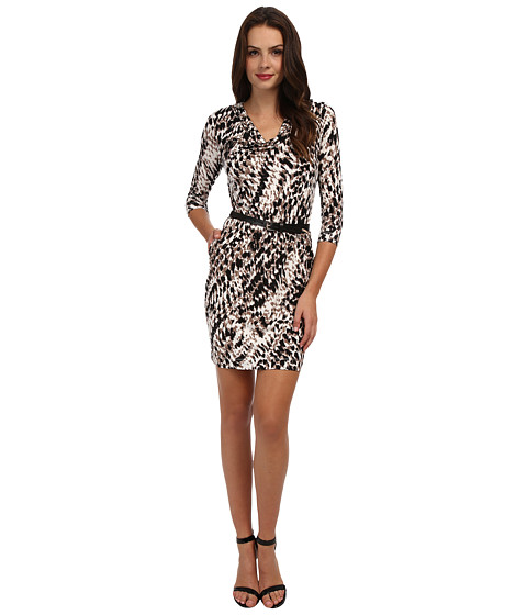 Tart - Camala Dress (Animal Curve) Women's Dress