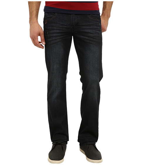 PROJEK RAW - Regular Fit Denim in Blue (Blue) Men's Jeans