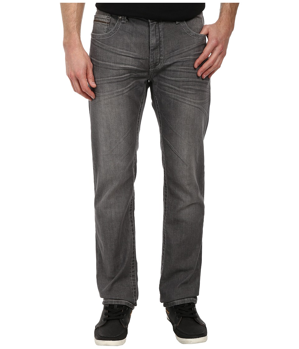 PROJEK RAW - Stretch Denim Regular Fit in Grey (Grey) Men