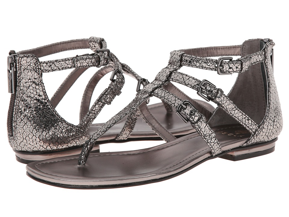 Isola - Pieta (Gunmetal Dorado Metallic) Women's Shoes