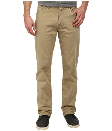 UNIONBAY - Hayes Five-Pocket Stretch Pant (Grain) Men