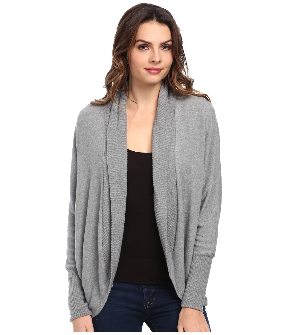Three Dots - Cocoon Wrap (Granite) Women