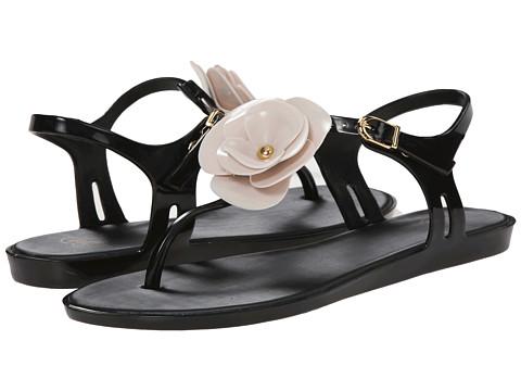 Mel by Melissa - Mel Special (Black/Beige) Women's Slippers