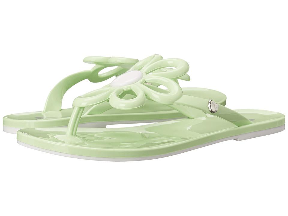 Mel by Melissa - Mel Flower II (Green) Women's Slippers