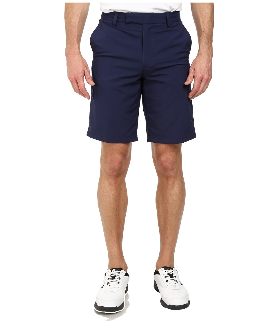 Zero Restriction - Tech Short (Navy) Men's Shorts