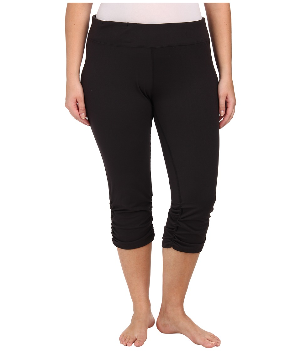Soybu - Plus Size Allegro Capri (Black) Women's Capri