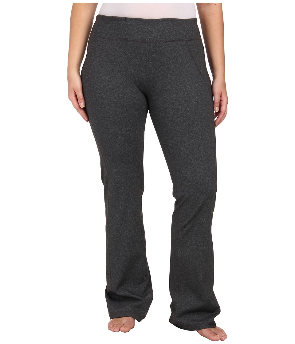 Soybu - Plus Size Killer Caboose Pant (Charcoal) Women's Casual Pants