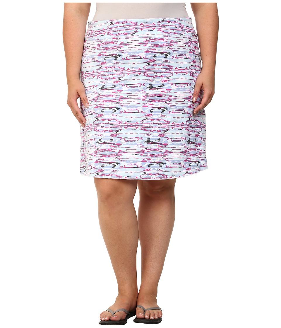 Soybu - Plus Size Wanderlust Skirt (Pink Moon) Women