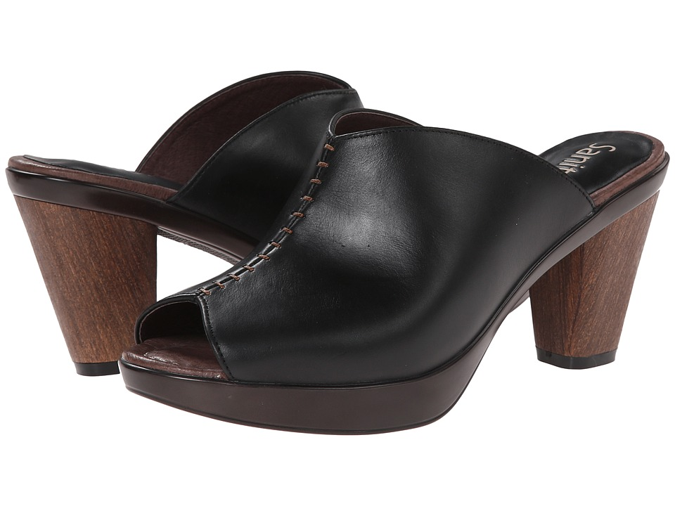 Sanita - Baja (Black) High Heels