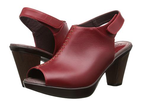 Sanita - Bali (Red) High Heels