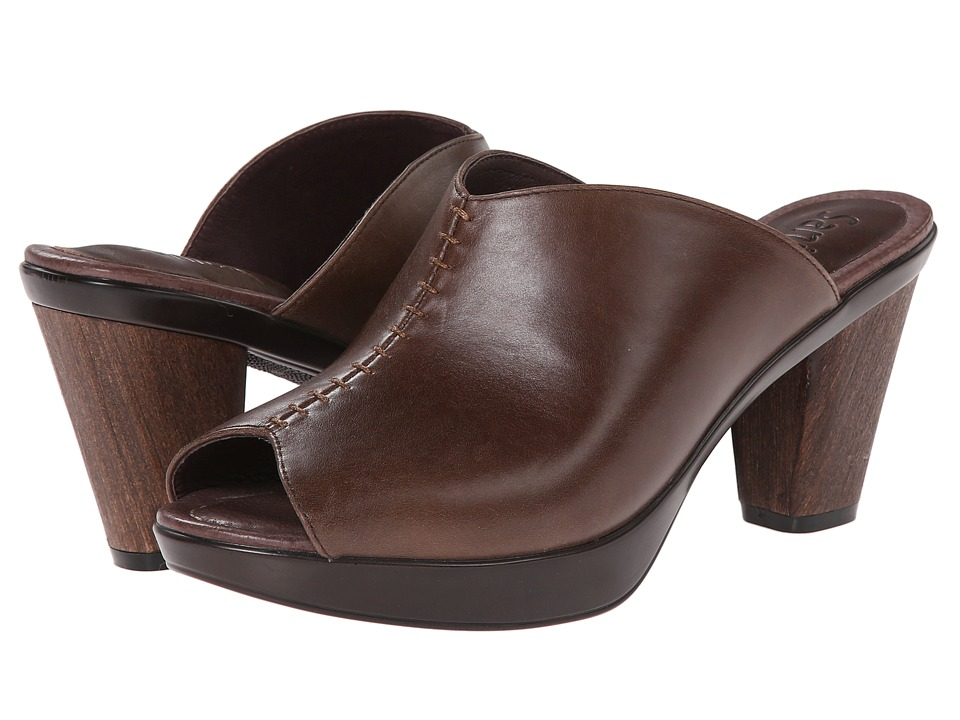 Sanita - Baja (Brown) High Heels