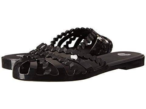 Mel by Melissa - Mel Jelly (Black) Women's Slippers