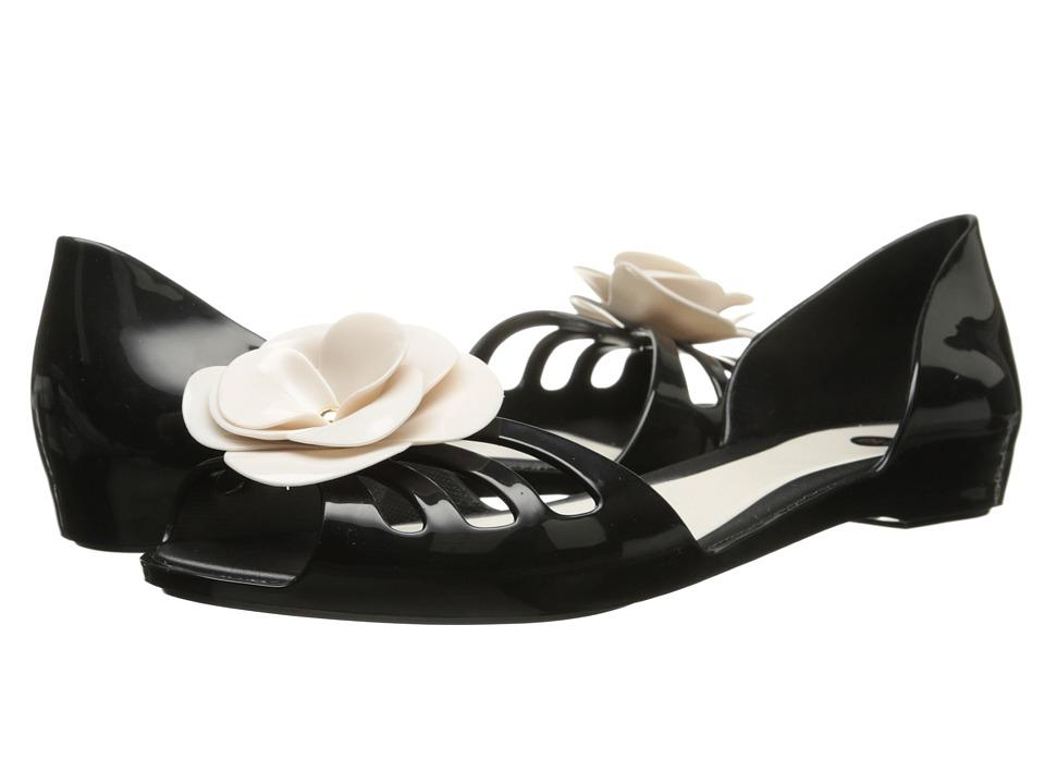 Mel by Melissa - Mel Move (Black) Women's Slippers