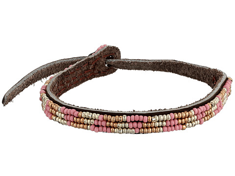 Chan Luu - Seed Bead Single Bracelet (Peony Combo) Bracelet