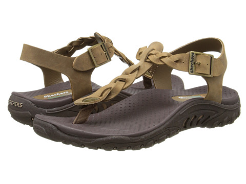 SKECHERS - Reggae-Tribal Roots (Brown) Women's Sandals