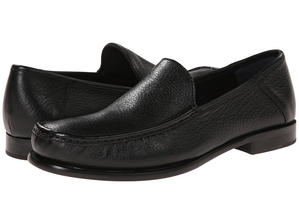 Calvin Klein Danby (Black Waxy Leather) Men