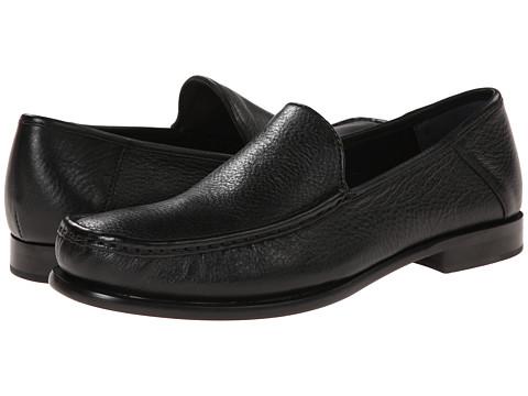 Calvin Klein - Danby (Black Waxy Leather) Men