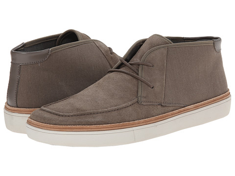 Calvin Klein - Jake (Taupe Suede/Canvas) Men