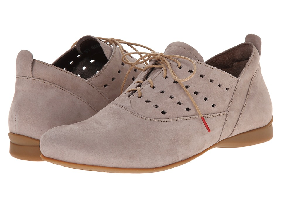 Think! - Iths Damen - 84058 (Kork/Kombi) Women's Lace up casual Shoes