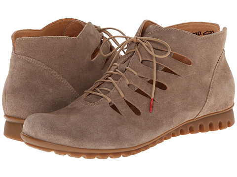 Think! - Bessa Damen - 84079 (Macchiato/Kombi) Women's Lace-up Boots