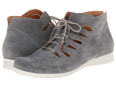 Think! - Bessa Damen - 84079 (Alu/Kombi) Women's Lace-up Boots
