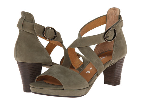 Gabor - Gabor 2.2390 (Military Nubuck) High Heels