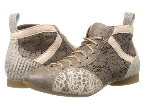 Think! - Guad Damen - 84289 (Kred/Kombi) Women's Lace up casual Shoes